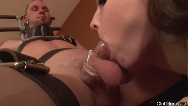 Chastity tease