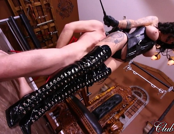 Harlow harrison licks up squirt juices from intense drilling - 2 part 7